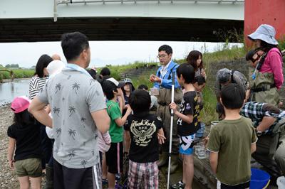 三滝川観察会写真 説明.jpg